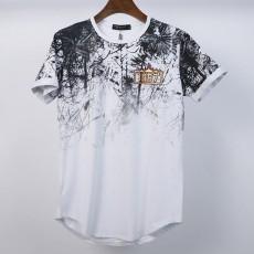 JET FUEL Wholesale Pure Cotton T-shirt Custom Printing T-shirt Three-color Fashion Shirt For Men