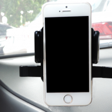 Gravity Bracket Snap-on Air Outlet For Car In-car Support Universal Navigation Support Car Mobile Phone Holder
