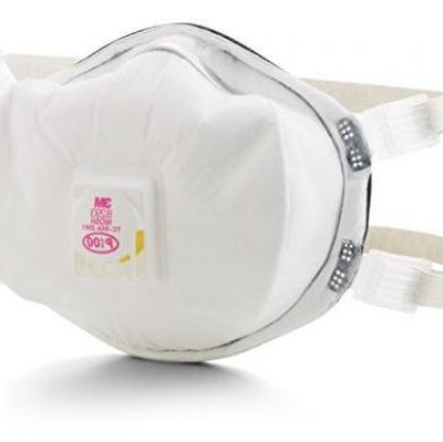 3M 8293 P100 Disposable Particulate Respirator with Valve