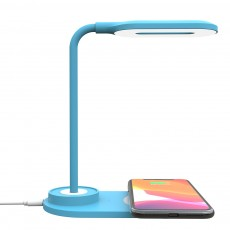 Creative Desk Lamp Wireless Charger Multi-function Gear Fast Charge Wireless Charger Outdoor Home Lighting