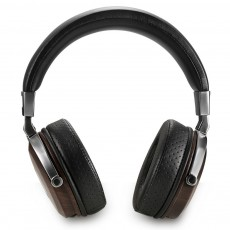 WHP860S Retro Trendy Head-mounted HIFI Walnut Alloy High-fidelity Mobile Computer Headset
