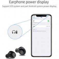 New Touch K12 Wireless Binaural 5.0 Sports Mini In-ear Noise Reduction Bluetooth Headset