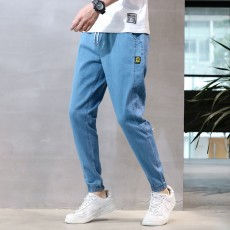 Loose Tide Brand Jeans Japanese Casual Long Pants Korean Style Trend  Design For Man