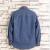 2020 Fashion Trend Urban Casual Male Denim Shirt Long Sleeve Shirt For Man 3