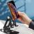 Desktop Aluminum Alloy Folding Storage Lazy Bracket Suitable For Tablet IPad Multi-function Live Mobile Phone Bracket 3