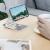 Desktop Aluminum Alloy Folding Storage Lazy Bracket Suitable For Tablet IPad Multi-function Live Mobile Phone Bracket 4