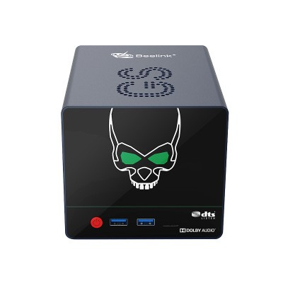 Beelink GS-King X S922X-H Android 9.0 Powerful TV Box 4/64G with NAS Dolby DTS HIFI 4K Support HDD Expansion