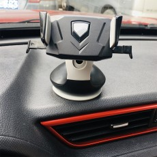 Car Air-conditioning Port Bracket Central Control Instrument Panel Suction Cup Navigation Rack Multifunctional Universal Two-in-one Bracket