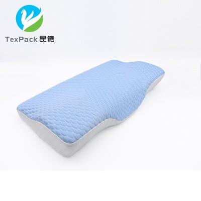 2020 OEM Butterfly Memory Foam Pillow Cervical Pillow Slow Rebound Pillow Health Pillow