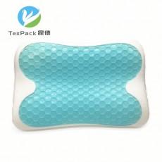 Customizable Multifunctional Gel Butterfly Pillow Memory Foam Slow Rebound Elegant Single Pillow