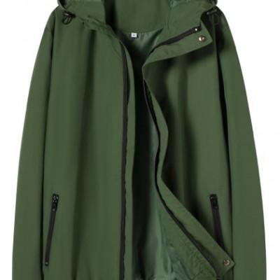 2020 Korean Casual Wear Autumn New Jacket Loose Hooded Sports Windbreaker Thin Jacket For Men