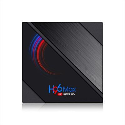 H96 Max ALLWINNER H616 Android 10.0 TV Box 6K ULTRA HD OTT BOX 4GB 32GB/64GB 2.4/5G WIFI BT4.0