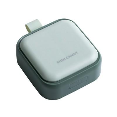MINI CANDY Portable Dispensing Pill Box Pill Organizer