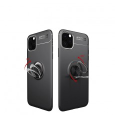 Applicable Apple 12 Ring Mobile Phone Shell Iphone 11Promax Car Magnetic Xs Soft Shell Protective Cover
