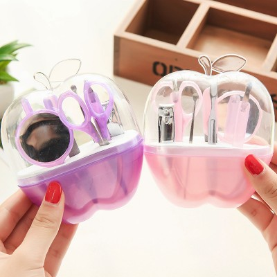 Opening Gifts Manicure Set Eight Pieces Nail Clippers Nail Clippers Nail Clippers Beauty Tools 4 Colors