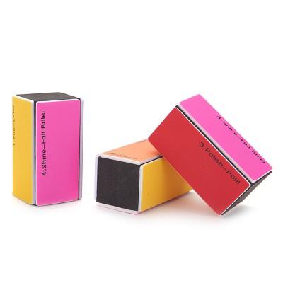 Nail Polishing File Polishing Nail File 4 Sides Nail Polishing Block 3 Pack Fashion Nail Polishing Strip