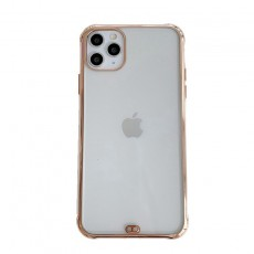 Suitable For Apple 11 Mobile Phone Case IPhoneSE2 Electroplating Matte Anti-fall Protective Cover