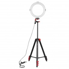 8-inch Mobile Phone Camera Photography Live Tripod Beautify And Whiten LED Ring Fill Light Set