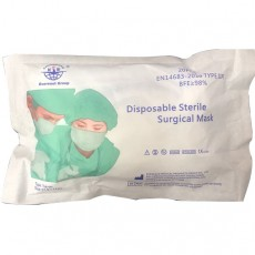 Wholesale Disposable Sterile Surgical Mask EN 14683-2019 TYPE IIR