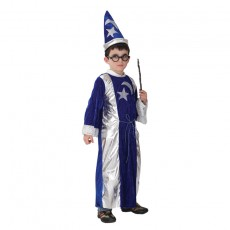 Halloween Cosplay Children's Performance Clothes Dance Party Show Wizard Harry Potter Wizard Costume