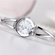 New Style Fashion Ladies Watch Women's Thin Strap Ladies Fashion Watch Korean Version Belt Student Electronic Quartz Watch