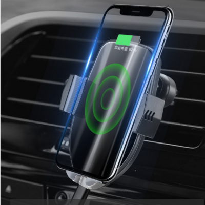 Creative Second Generation Xiaoqi Smart Car Phone Holder Wireless Charger Car Navigation Non-gravity
