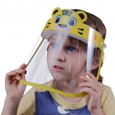 Cartoon Protective Mask Anti-fog Anti-droplet Mask For Children And Student