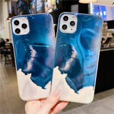 Blu-ray IMD Cartoon iPhone 11 Mobile Phone Case For iPhoneXR Anti-drop Soft Silicone XSmax Cover