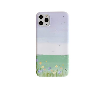 2020 Fashion New iPhone11 Green Phone Case Spoof Fun For iPhone 11Promax  Protective Cover