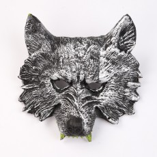 Halloween Werewolf Mask Wolf Glove Combination Configuration Horror Devil Masquerade Prop Mask
