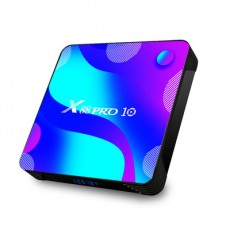 X88 Pro10 Android 10.0 4/64/128GB Home Audio and Vdeo Smart Set-top Box