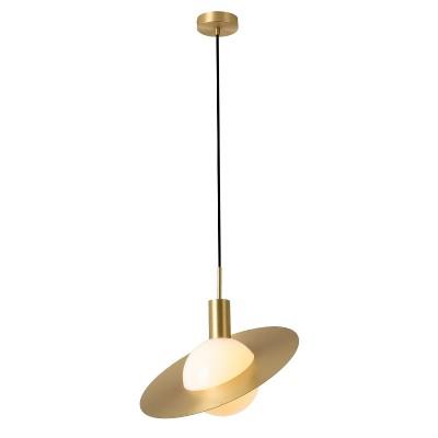 Copper Glass Night Light Multifunctional Creative Design Reading Light E27 Light Source Household Decorative Light
