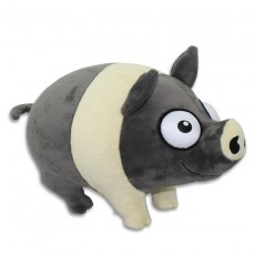 Hongtai International Brand Big Eyed Pig Super Soft Short Plush Toy Grab Machine Doll