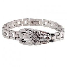 Titanium Steel Strap Bracelet, Dragon's Heirs, Titanium Steel Bracelet, Men's Personality Bracelet