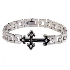 2020 New style Bracelet, Cross Religious Bracelet, Clasp Bracelet, Titanium Steel Bracelet For Men And Women