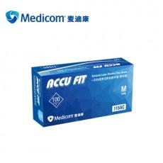 Medicom 1156C Disposable Powder Free Latex Gloves