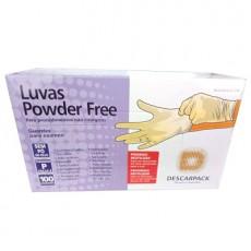 Medicom DPK-LUVAS Disposable Latex Gloves Thickened Power Free
