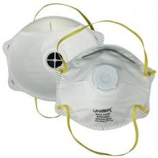 UNIAIR SH9550V N95 Valved Particulate Respirator NIOSH Approved