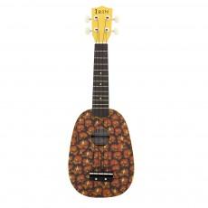 IRIN Pineapple Ukulele 21 inch Ukulele Fruit Series Ukulele Musical Instrument