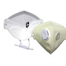 SanHuei UNIAIR SH3300V FFP3 NR Vertical Fold-Flat Respirator Protective Mask