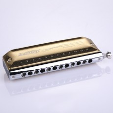EASTTOP 12-hole Chromatic Harmonica Professionally Played For Students And Beginners