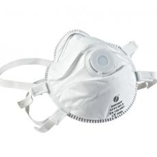 SanHuei UNIAIR SH9360V FFP3 NR D Valved Premium Respirator Protective Mask
