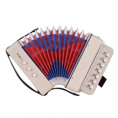 Educational Early Eenlightenment Accordion Toy Beginner Student Introduction Self-study Professional Playing Advanced Musical Instruments