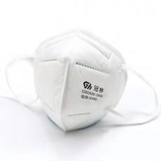 Guanghua KN90 Mask Folding Earloop PM2.5 Industrial Dust Mask 10Pcs
