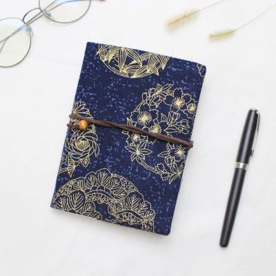 Retro Totem Handmade Cloth Book Cover Notebook Cloth Book Cover Hand Account A5A6 Adjustable Book Jacket