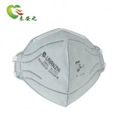 LAIANZHI KLT03 Folding Activated Carbon KN95 Anti-odor Dust Respirator 50 PCS/box