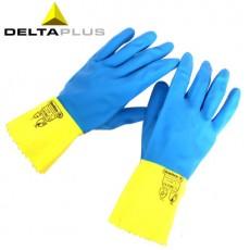 Delta 201330 Latex Antibacterial Gloves 100% Latex Gloves Breeding and Animal Husbandry Gloves