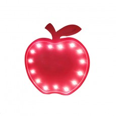 LED Apple Table Lamp Modeling Lamp Holiday Room Decoration Lamp Indoor Decoration Night Light