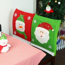 Santa Claus Chair Cover Husband And Wife Chair Cover Restaurant Star Hotel Decoration Table And Chair Decoration