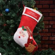 Christmas Stocking Christmas Decorations Christmas Candy Bag Old Man Snowman Stocking Pendant